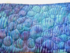 Kathy's Quilts: Quilting Bubbles