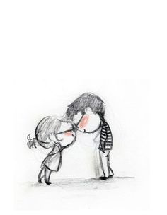 Cute, illustrated love