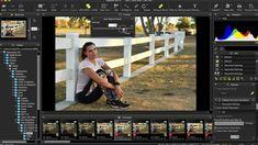 Nikon Capture NX-D - Free Photo Editing Software