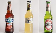 Taste test: the best and worst non-alcoholic beers | Life and style | The Guardian