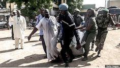 Suicide bomber kills 13 inside mosque in Cameroon - http://www.thelivefeeds.com/suicide-bomber-kills-13-inside-mosque-in-cameroon/