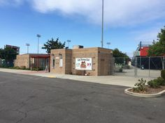 Clue 3 - The @modestonuts play here for all of their home games! #Modesto #ButterflyDrop #Bethechange #HappyMothersDay