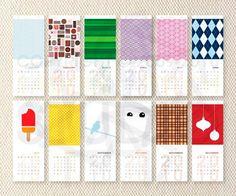 Paper Crave: Saddle Stitch Studio 2010 Calendar