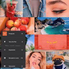 » Les dejo el antes y después en @extra.cool Holaaaa este filtro es una alternativa al filtro C3 de VSCO. Es un filtro super colorido que resalta mucho el color rojo, naranja, azul, verde. A la piel le da un color mas cafecito. Espero les guste. • EL FILTRO ES GRATIS Y LA APP ES VSCO. • COMENTA playa o bosque? Yo: bosque