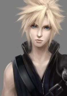 Cloud from Final Fantasy