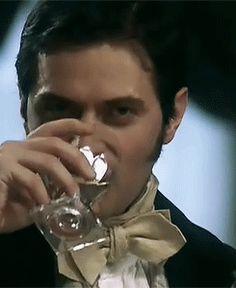 Richard Armitage as John Thornton in North & South (2004) (gif)