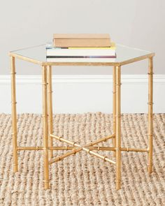 Kerri Accent Table by Safavieh at Horchow.