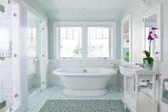 dream bathroom > Hutker Architects