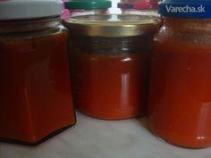 Domáci kečup (fotorecept)