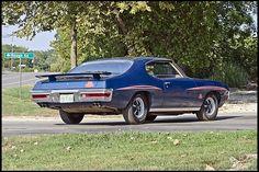 1970 Pontiac GTO Judge Ram Air IV Unrestored Oklahoma Car presented as lot F219.1 at Dallas, TX 2013 - image2