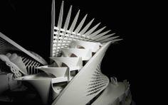 Architectural Model #architecture #model #design #dunedin Opera House, Model, Design, Van, Studio, Brandenburg, Vans, Opera