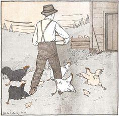Animal Friends by Emma Miller Bolenius, 1930