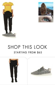 """Untitled #604"" by itsbatman ❤ liked on Polyvore featuring NIKE and adidas"