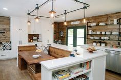 More ideas below: #KitchenRemodel #KitchenIdeas Rustic Large Kitchen Layout Design Farmhouse Large Kitchen Window Luxury Large Kitchen Island and Rug Modern Large Kitchen Decor Ideas Large Kitchen Floor Plans Remode
