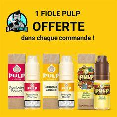 Recevezgratuitement un liquide PULP (shop fr) ! vapoplans.com