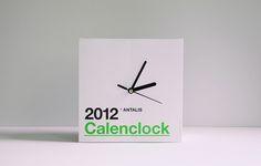 BLOW   Antalis Calenclock 2012