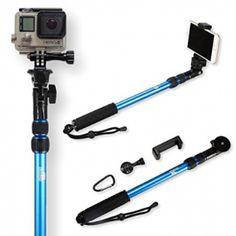 Top 9 Best Waterproof Selfie Sticks for GoPro in 2020 - Leica, Camera Accessories, Cell Phone Accessories, Gopro Pole, Microsoft, Xbox, Dji, Samsung, Hero 3