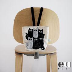 Kitty – EQ bags