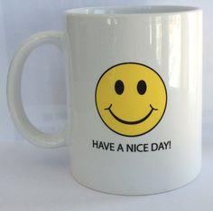 Have a Nice Day, Smiley Face - Middle Finger Suprise on Bottom 11 Oz Coffee Mug PersonalizedPrinting4U http://www.amazon.com/dp/B00IJZIHRQ/ref=cm_sw_r_pi_dp_nqaYtb1TTFWSTS3G
