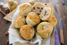 Pane senza impasto o no knead bread Best Italian Recipes, Favorite Recipes, Ricotta, Nutella Biscuits, Pizza Rustica, Snowflake Cake, Arancini, No Knead Bread, Easter Cookies