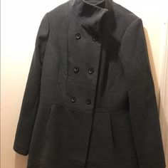 Forever 21 Peacoat Brand new with tags size XL. It's 93% Polyester. Very nice coat! Forever 21 Jackets & Coats Pea Coats