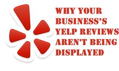 If you are wondering why your Yelp reviews are not displaying in search, read this:  www.telapost.com/yelp-reviews/