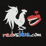 Rooster Teeth RvB Dot Com Retro Tee