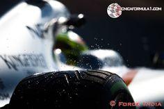 Sergio Pérez, optimista pensando en Melbourne #F1 #Formula1