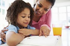 Use your kitchen as a classroom! Have your kid practice math/reading while you cook. #BacktoSchool #KidsEatRightMonth