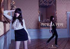 visual optimism; fashion editorials, shows, campaigns & more!: patrycja gardygajlo by oskar cecere for patrizia pepe f/w 13.14
