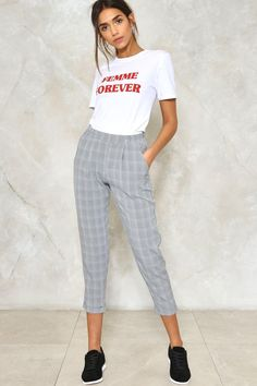 0423014c54a0fd 27 Best gingham pants images