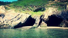 Playa de la Cueva #Asturias