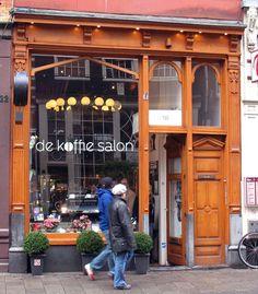 Dezelfde koffie op kantoor als bij de De #koffiesalon in Amsterdam (Utrechtsestraat)? Dat kan alleen met Pertazza!