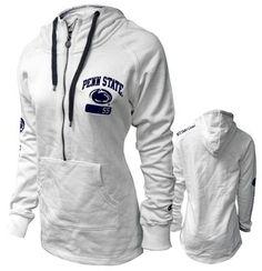 Penn State Women's Heritage 1/2 Zip Hood $52.99