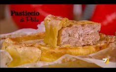 Scaldare il forno a 190°. Tagliare a pezzetti il petto di pollo, frullarne 120° con il ...