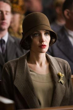 Christine Collins - Angelina Jolie in Changeling (2008).