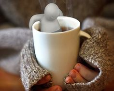 Mister Tea Infuser - $10 | The Gadget Flow