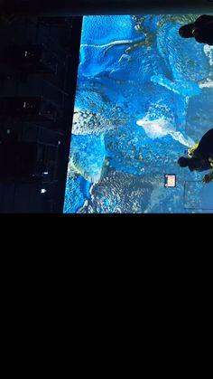 Interactive Walls, Interactive Media, Interactive Installation, Installation Art, Bud Light, Light Art, Interaktives Museum, Museum Exhibition Design, Arte Van Gogh