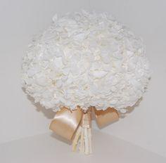 Preserved Hydrangea Bouquet by MaisonDeLaCroix on Etsy, $95.00