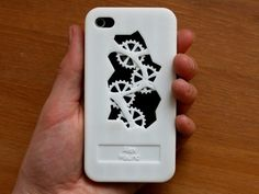 3D printed iPhone case NYC Office Suites 733, 1-800-346-3968 sales@nycofficesuites.com www.nycofficesuites.com