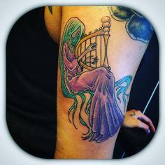 Maxx Tattoo(Mons-Quaregnon-Belgium) #tattoo #tatouage #tattoodesign  #tatoo #tattooartist #follow #support #tattoos #tattoolife #art #ink #inklife #artlife #artist #lifestyl #sylvidres #captainharlock #albator #capitainalbator #corsairedelespace #femmesansvisage #maxxtattoo