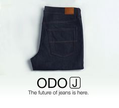 ODO™  Self-Cleaning Jeans & Tees That NEVER STINK OR STAIN by ODO™ DENIM — Kickstarter