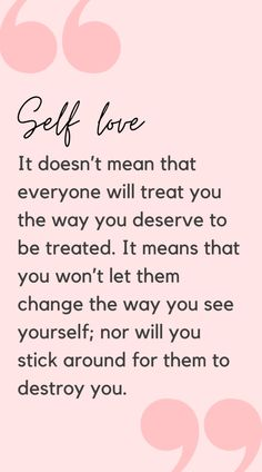 Learning To Love Yourself, Love Yourself Quotes, Self Love Quotes, Fact Quotes, Life Quotes, Self Inspirational Quotes, Motivational, Positive Affirmations Quotes, Self Love Affirmations