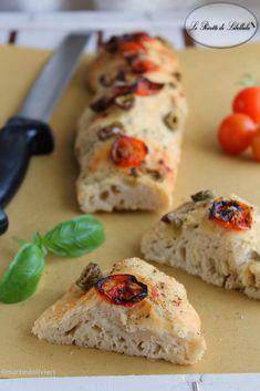 #stecche #pomodorini #olive #ricetta #foodporn #gialloblogs