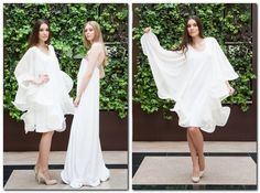"Laura Dailideniene new collection ""Bridal Visionaire Mini SS"" by dailidesign.com"