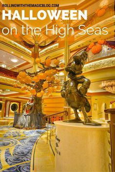 Halloween on the High Seas | Rolling with the Magic