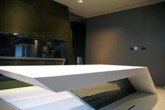 Cabin Design, Küchen Design, Design Case, Modern Design, Corporate Interior Design, Corporate Interiors, Office Interiors, Office Table Design, Reception Desk Design