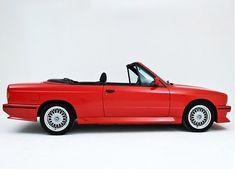 BMW M3 Convertible (1988 - 1991)