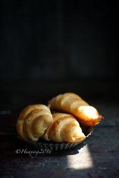 Sun on My Croissants.