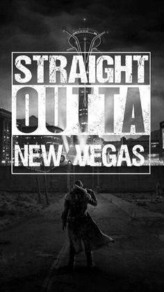 Fallout: New Vegas (a.k.a. my favorite one in this category)